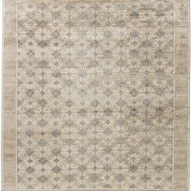 Contemporary Traditional Oriental Inspired Samarkand Rug N11393