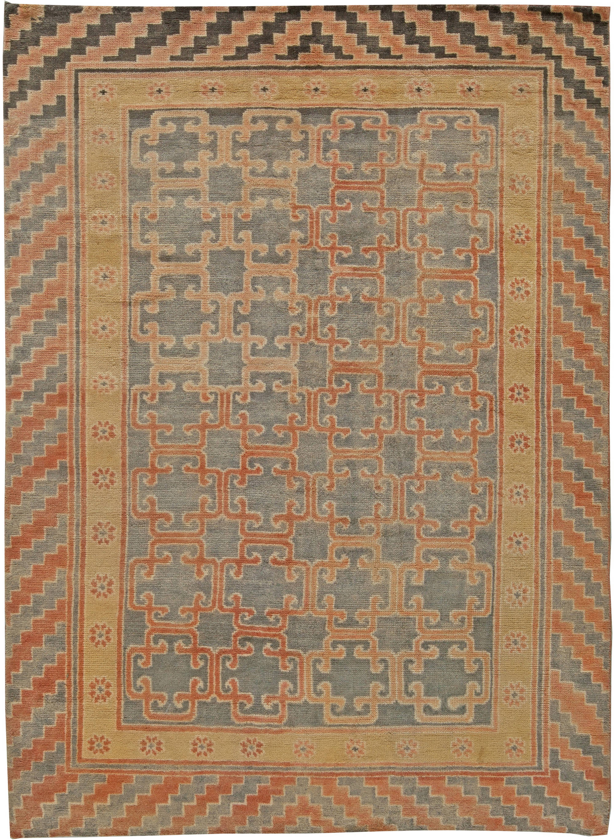 Samarkand – A Traditional Rug N10918