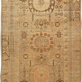 Vintage Samarkand Rug BB6094