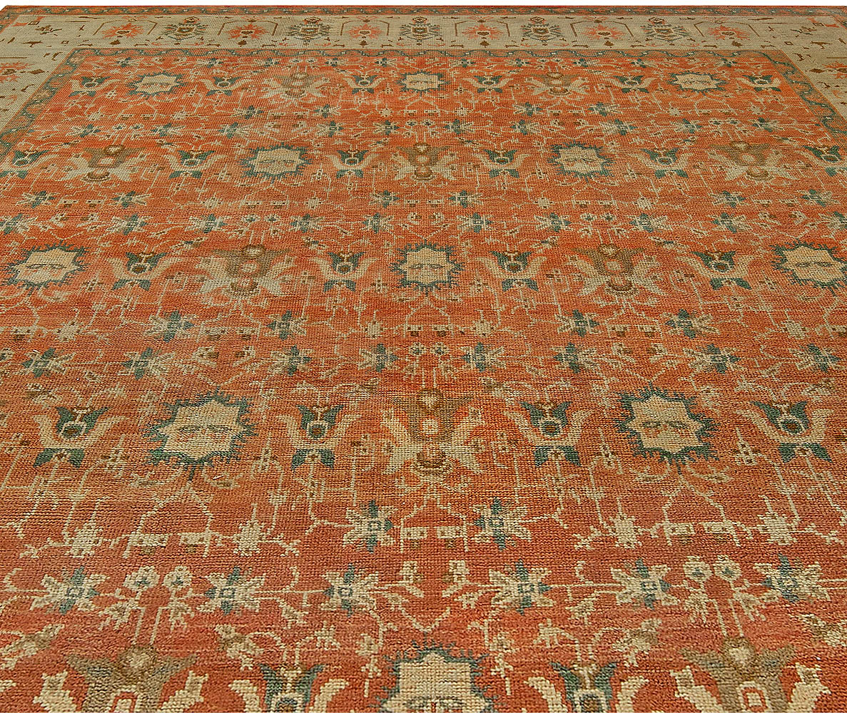 Sultanabad – A Traditional Rug N10919