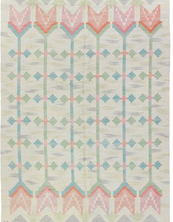 The Tulip – Vintage Rug by Judith Johansson BB6012