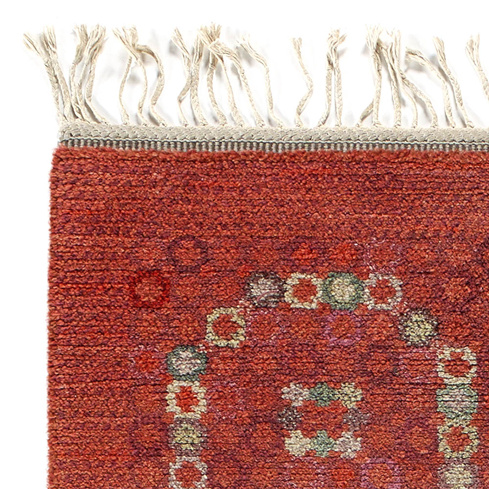 Vintage Swedish Rug by Märta Måås-Fjetterström BB6001
