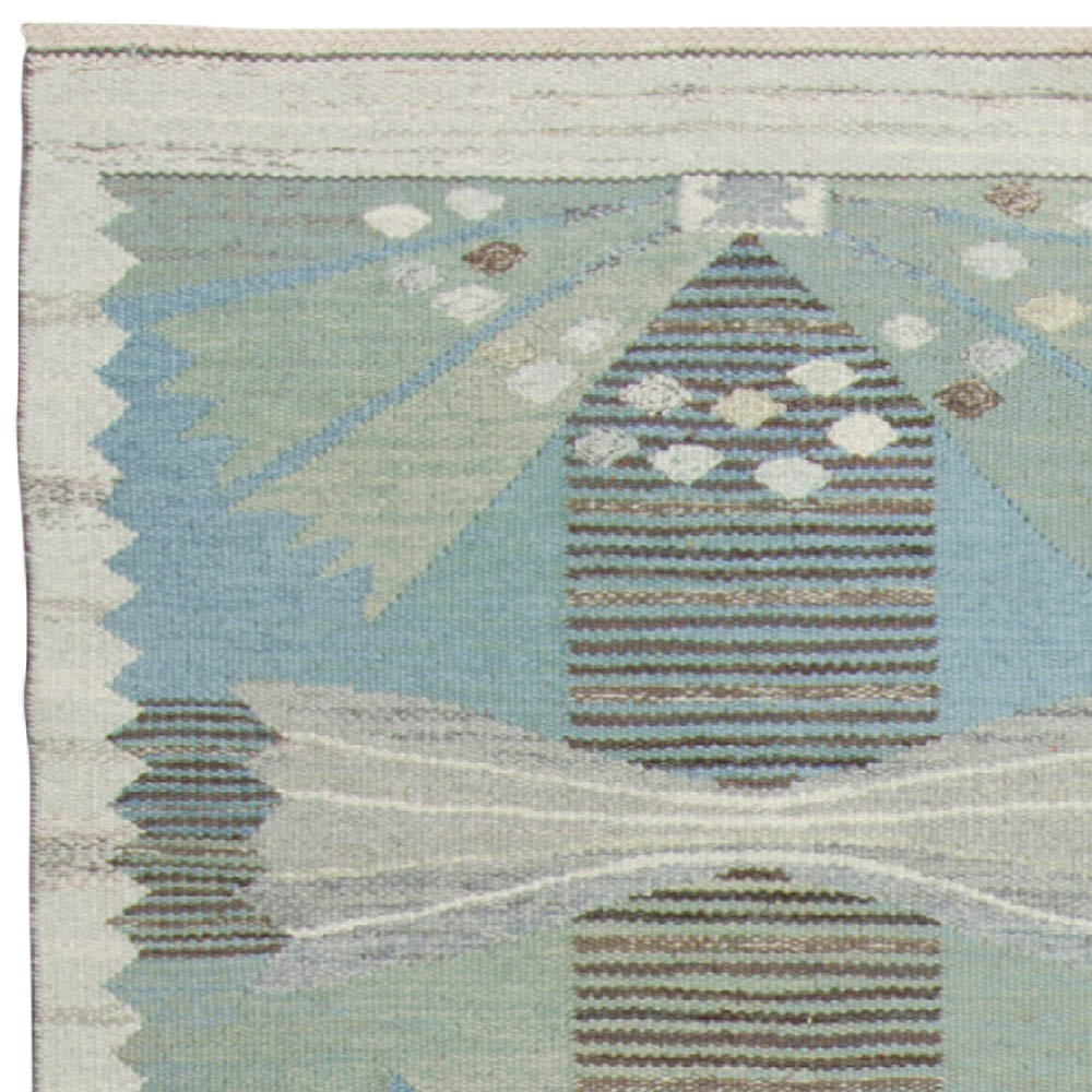 Vintage Swedish Tapestry Woven by MMF Park BB6118