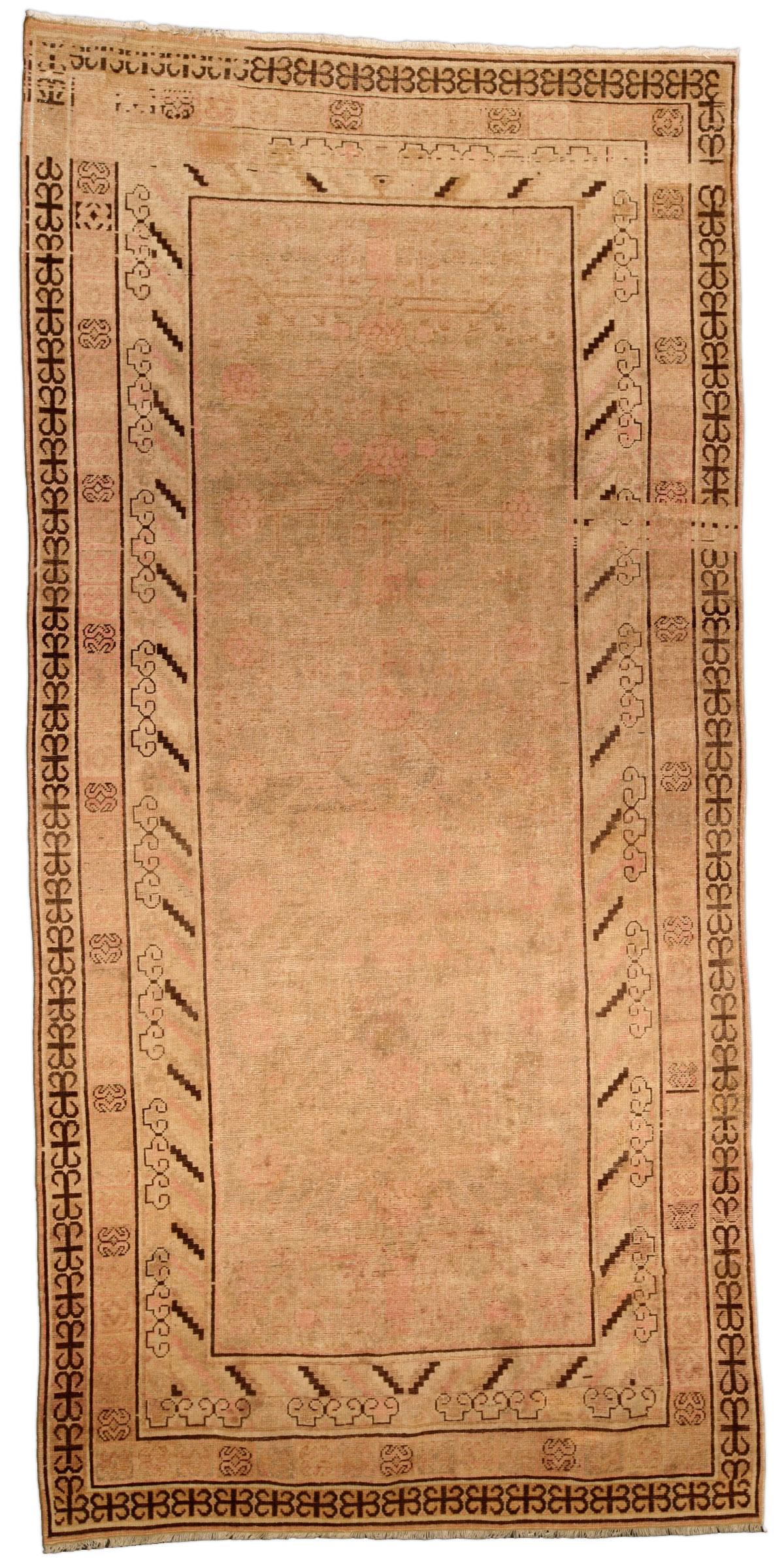 Vintage Samarkand (Khotan) Carpet BB4314