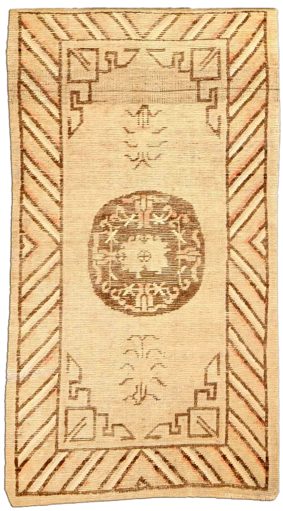 Vintage Samarkand (Khotan) Carpet BB3892