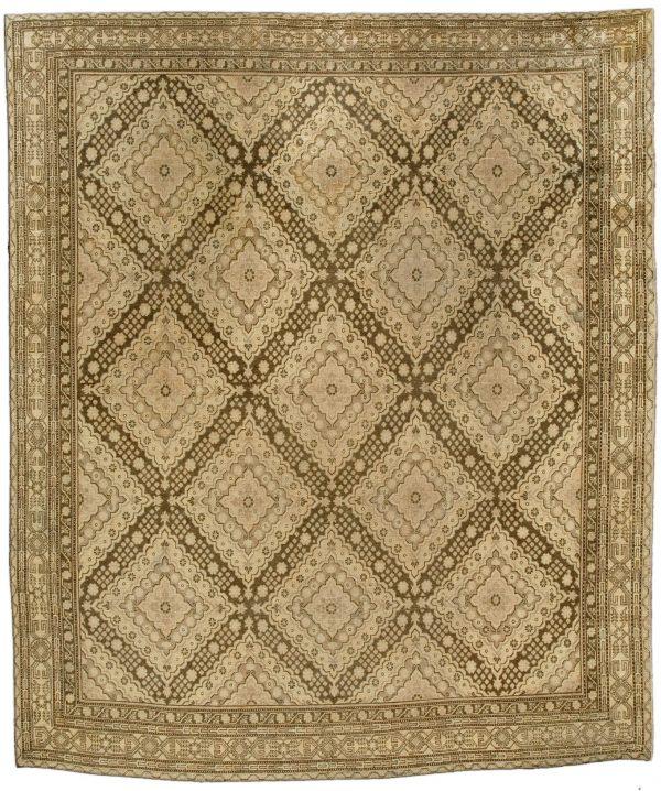 Vintage-Samarkand (Khotan) Teppich (Größe angepasst) BB4378