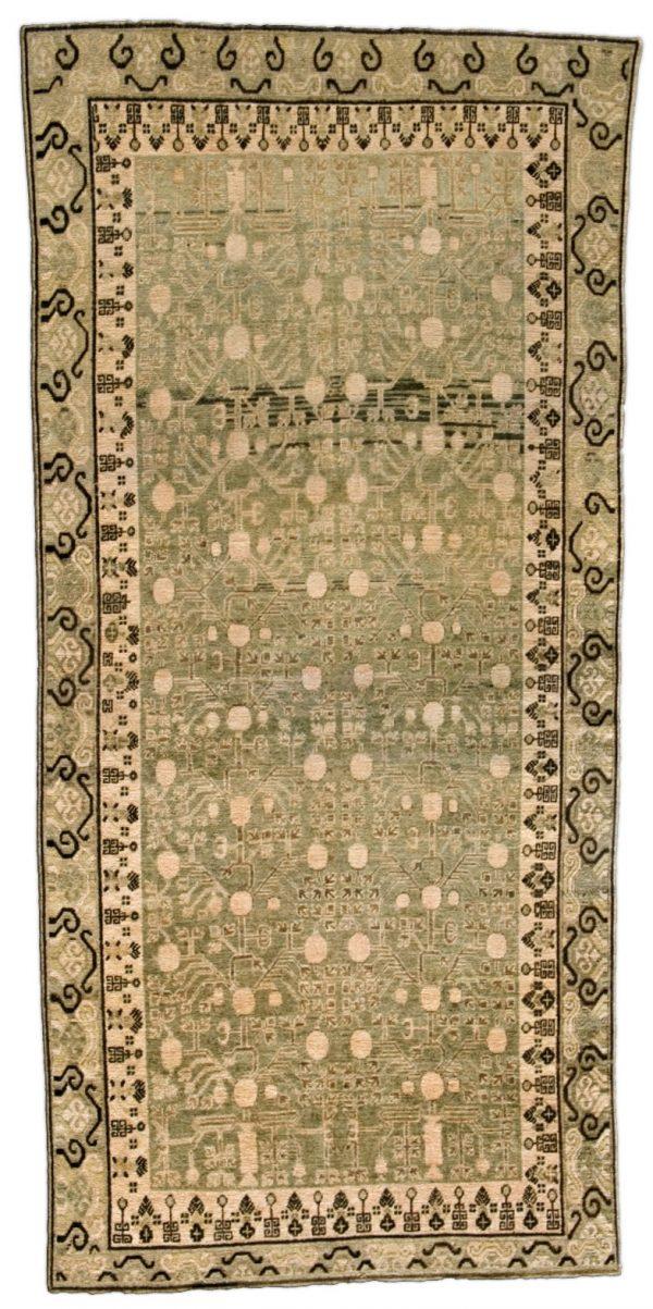 Vintage Samarkand (Khotan) Carpet BB4388