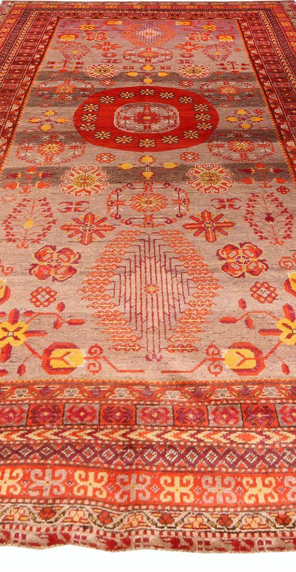 Vintage Samarkand (Khotan) Carpet BB4629