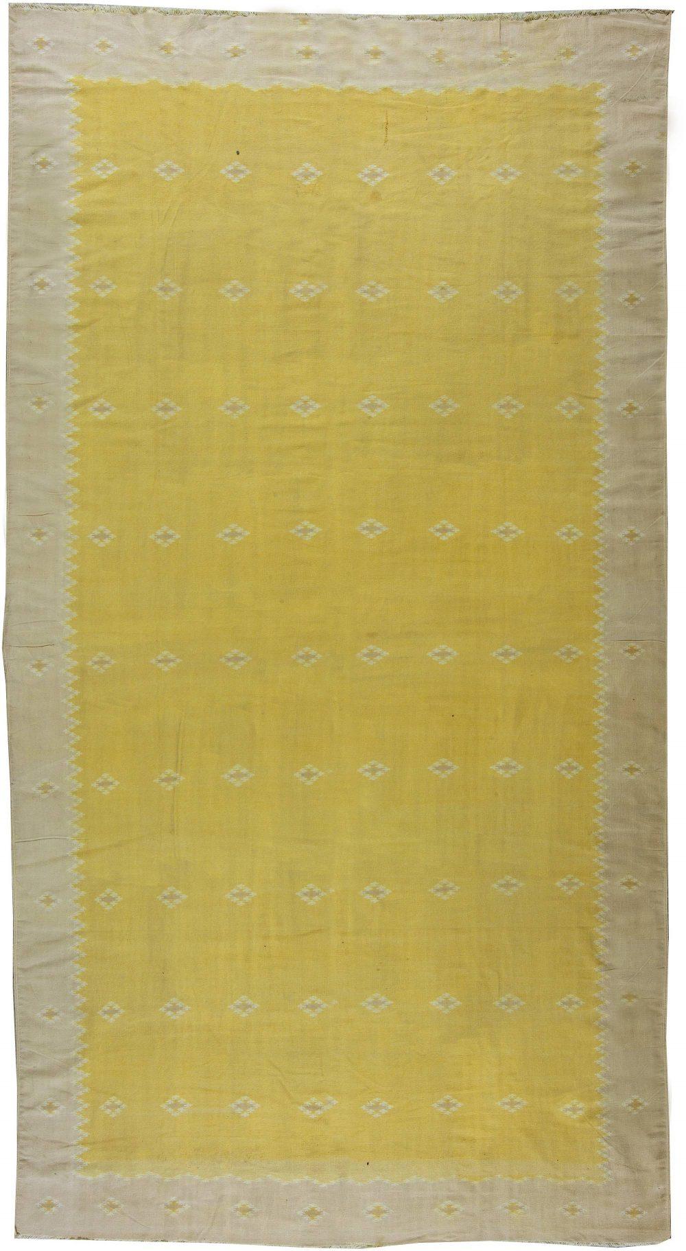 Vintage Indian Dhurrie Rug BB5895