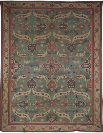 Vintage Indian Dhurrie Carpet BB7039