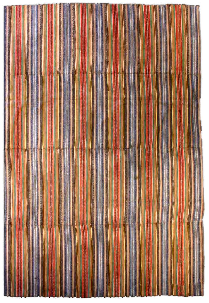 Vintage American Rag Rug BB3439