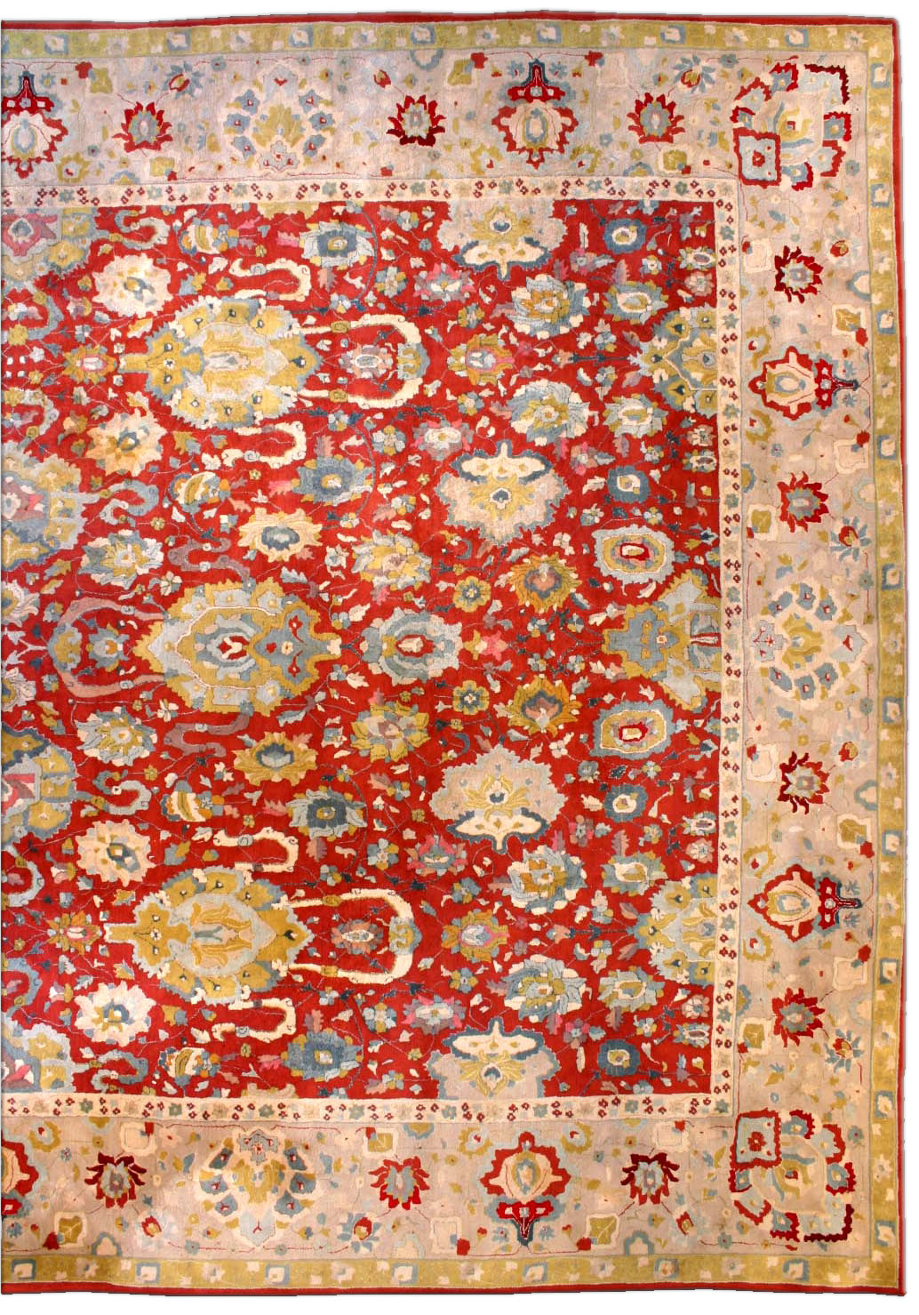 Hooked Rug BB3150