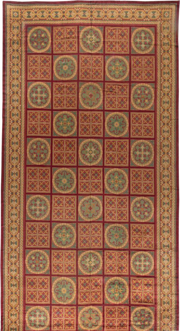 Weinlese-Spanisch Teppich BB0480