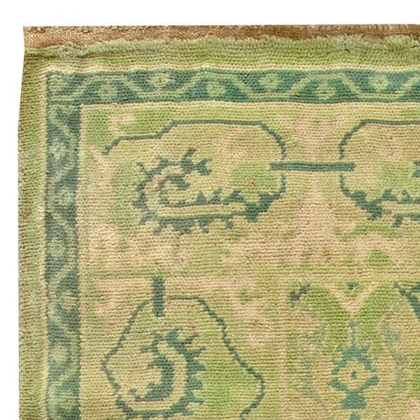 Vintage Spanish Savonnerie Rug BB5821