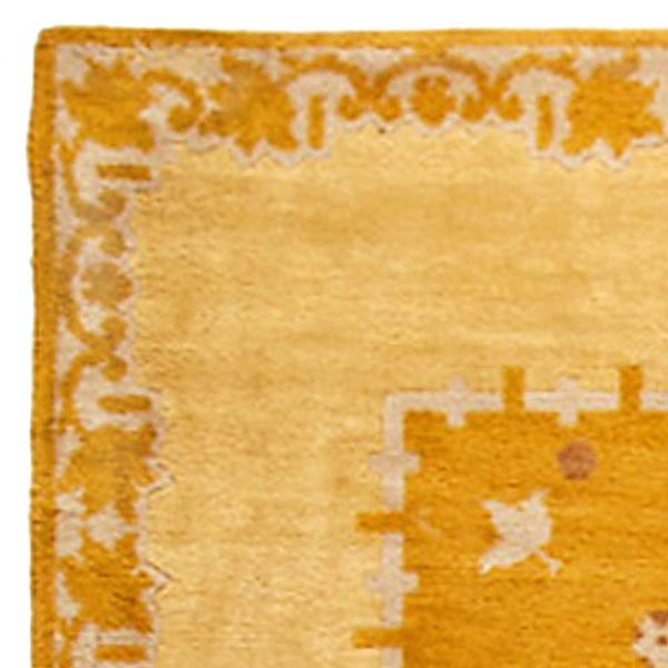 Vintage French Deco Rug by Paule Leleu BB4696