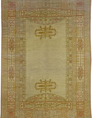 Vintage Art Deco Rug BB2785