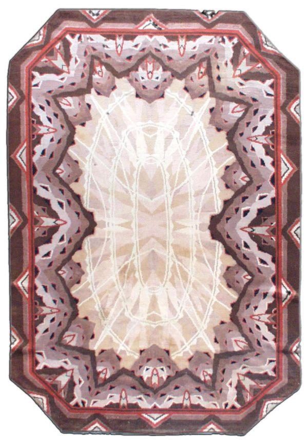Vintage Deco Rug BB2201