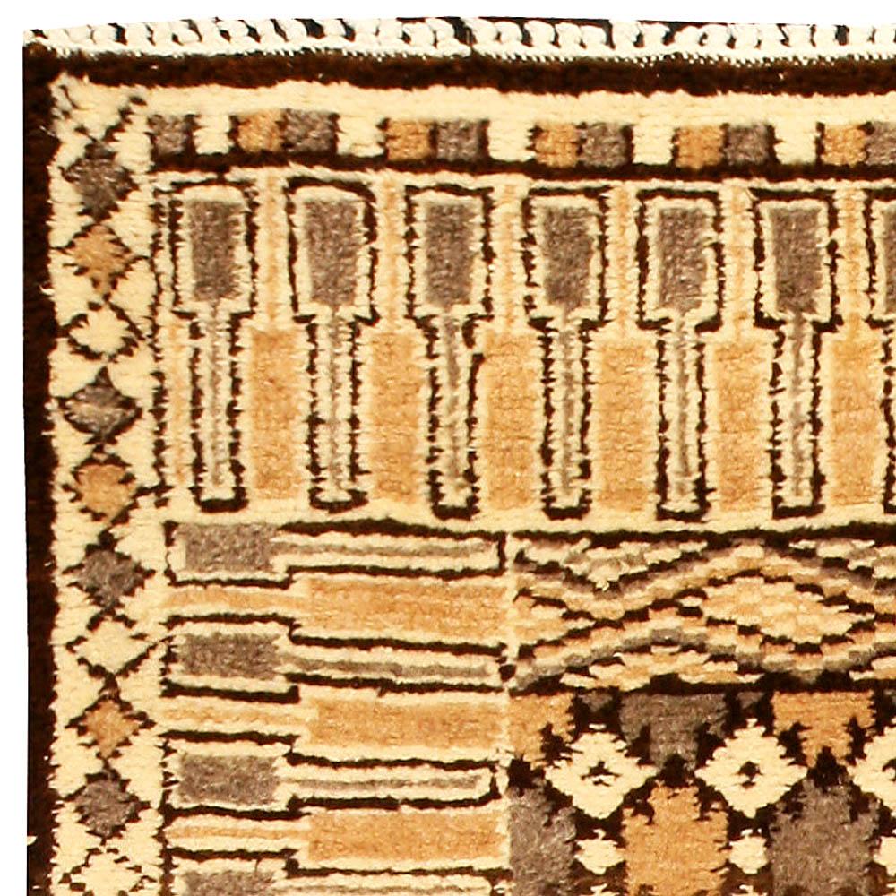 Vintage Moroccan Rug BB4348