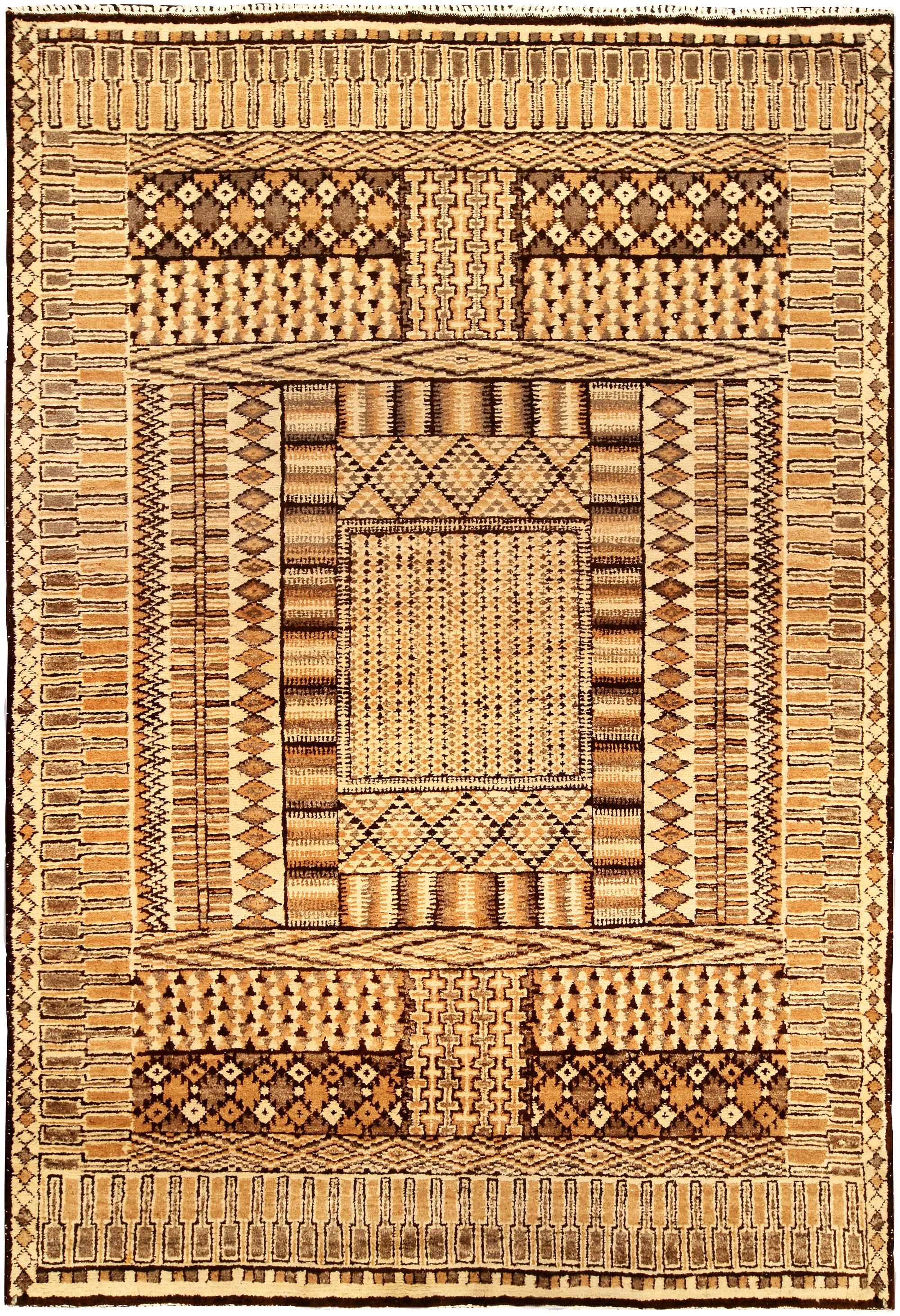 Vintage Moroccan Rug Bb4348 By Doris Leslie Blau