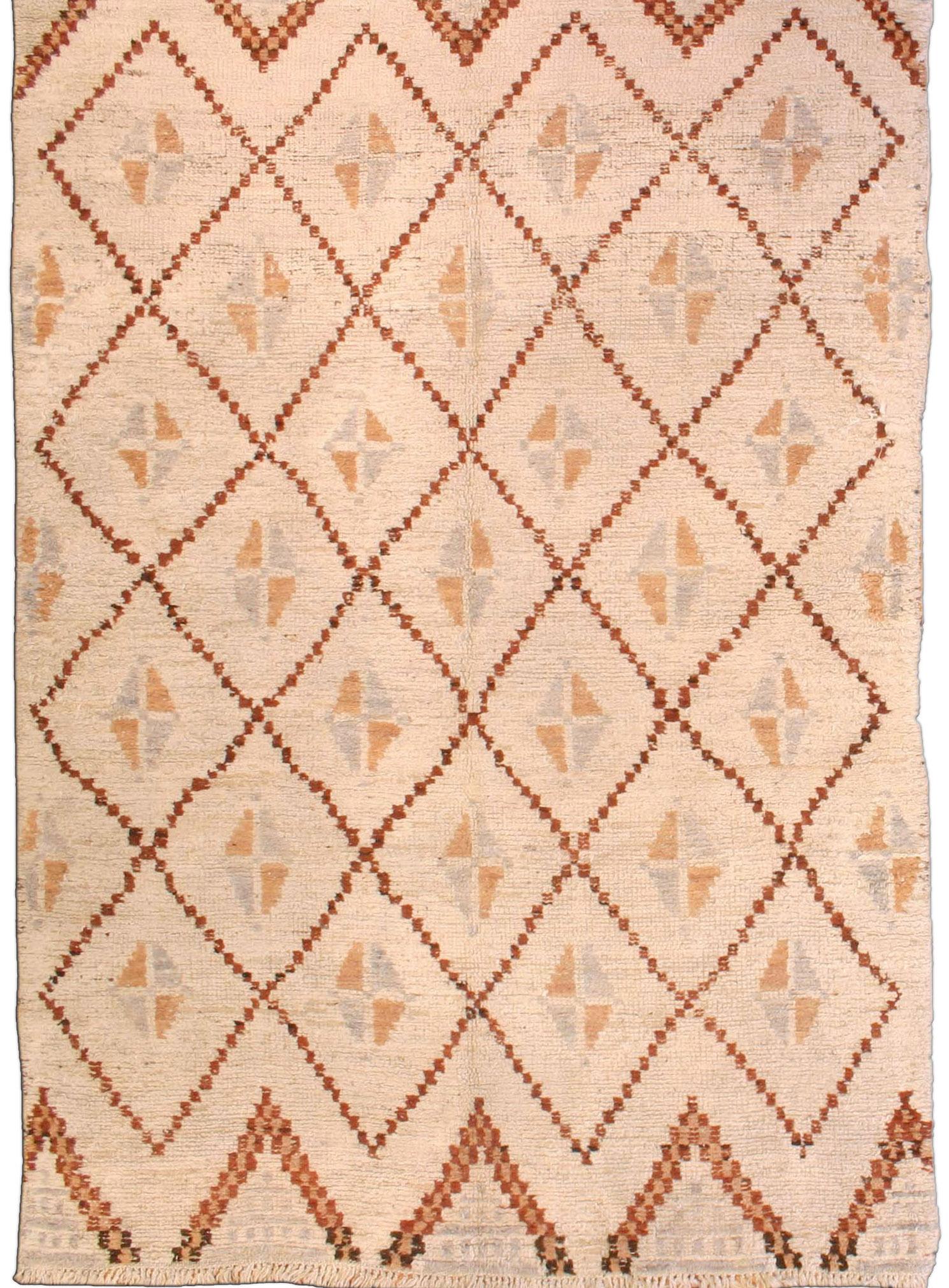 Vintage Moroccan Carpet BB3035