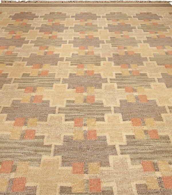 Vintage Swedish Carpet (Sverige matta) BB4830
