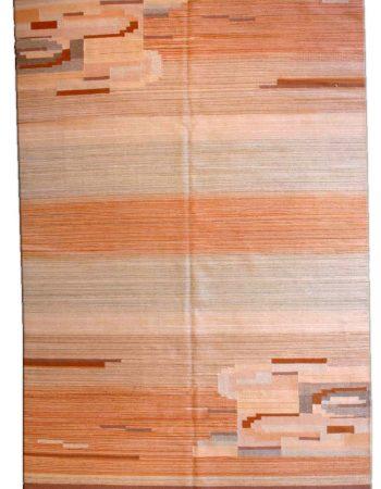 Jahrgang skandinavischen Teppich BB3279