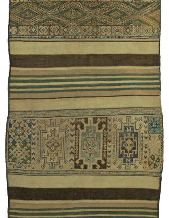 Vintage marroquí - Alfombra Kilim BB5239