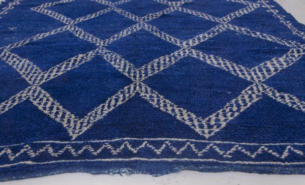 Vintage Moroccan Rug BB6537