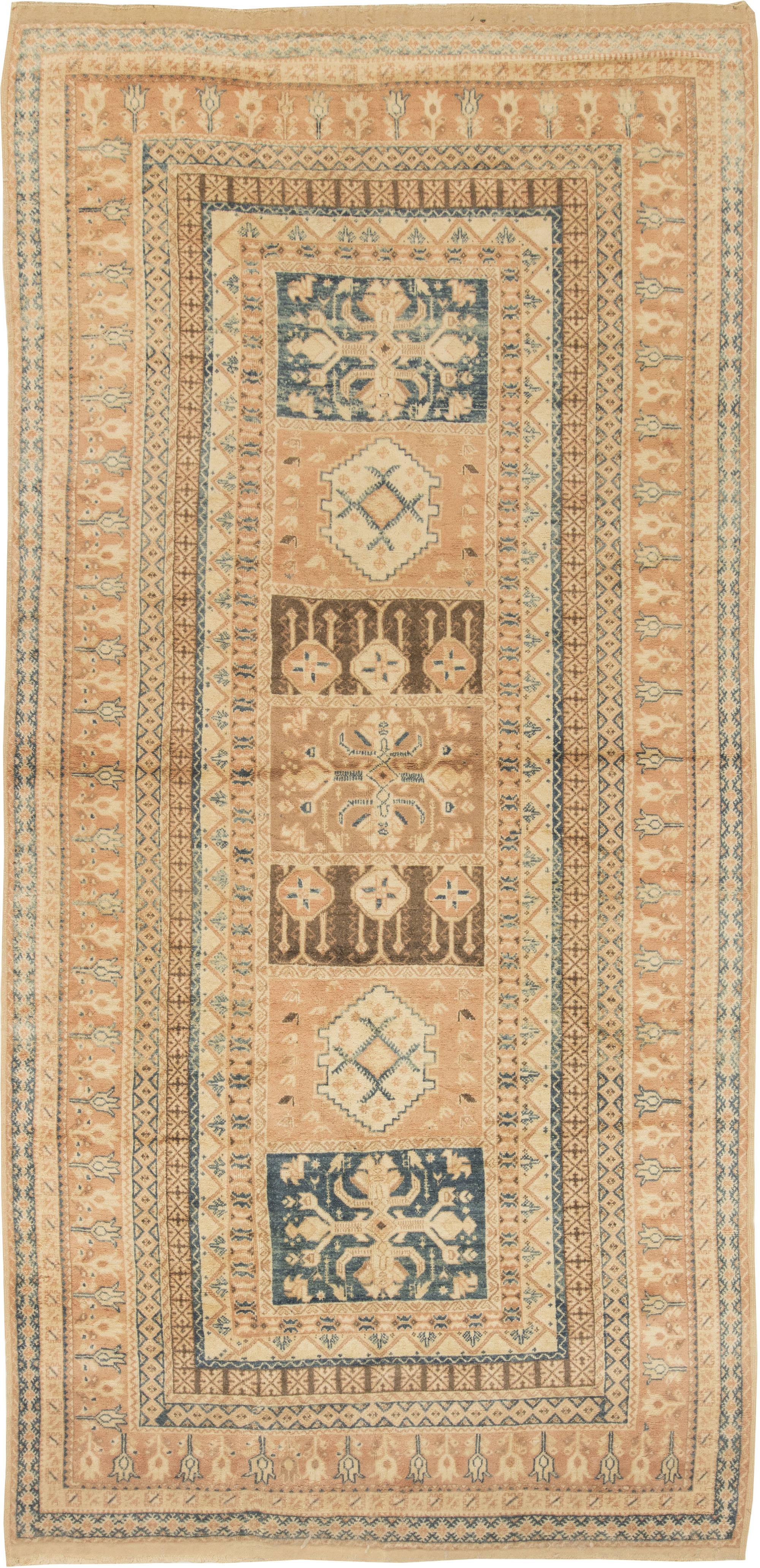 Vintage Moroccan Rug BB6421