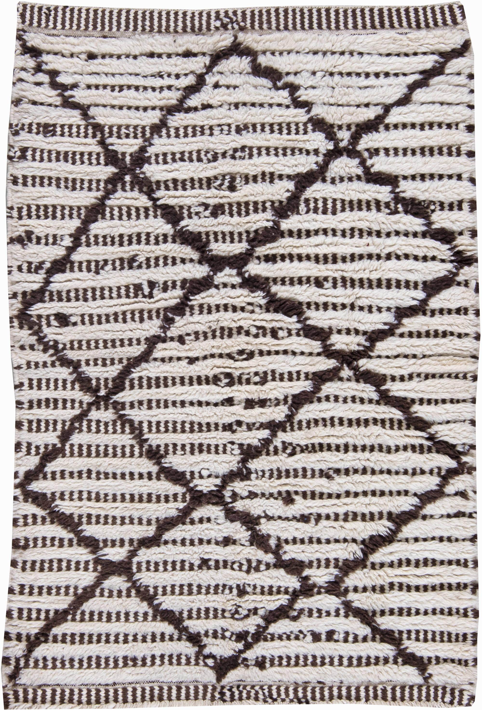 Vintage Moroccan Rug BB6214