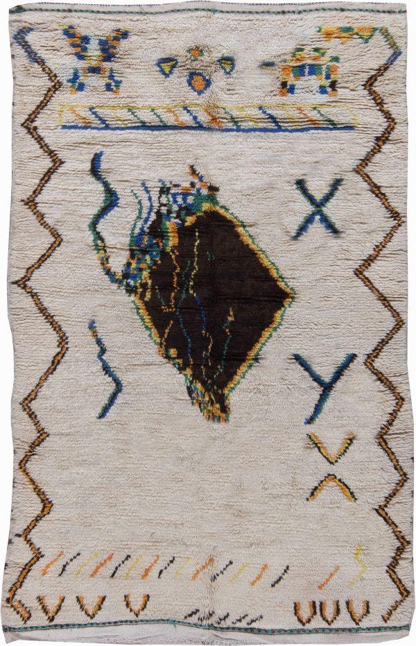 Vintage Moroccan Rug BB6212