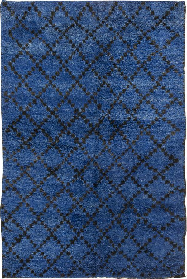 Vintage Moroccan Rug BB6488