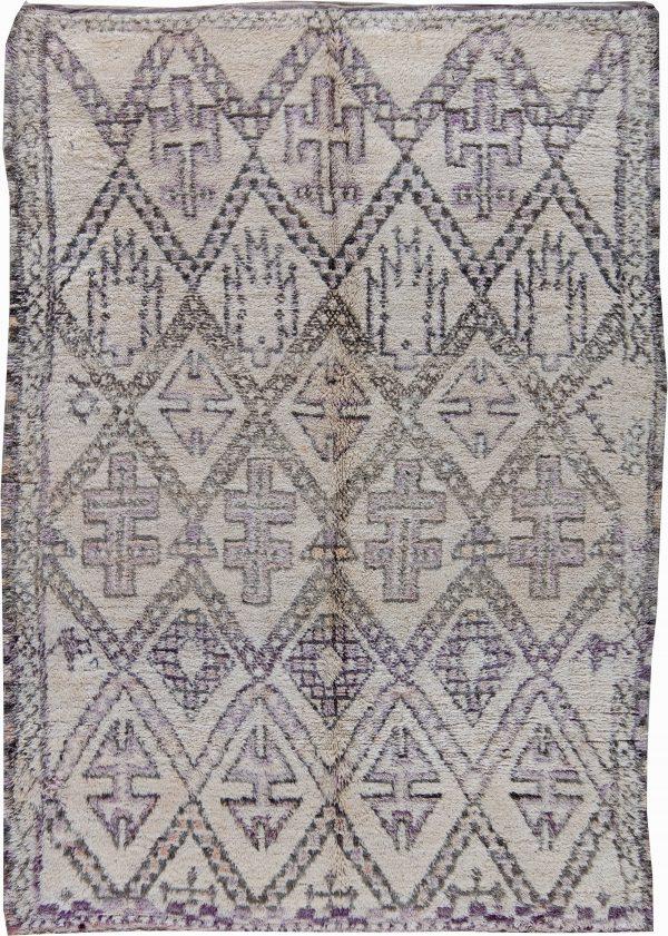 Vintage Moroccan Rug BB6209