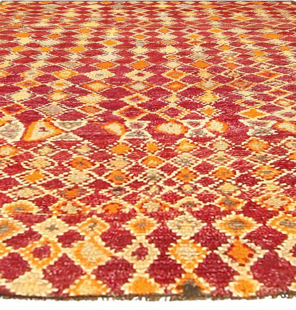 Vintage Moroccan Rug BB4764