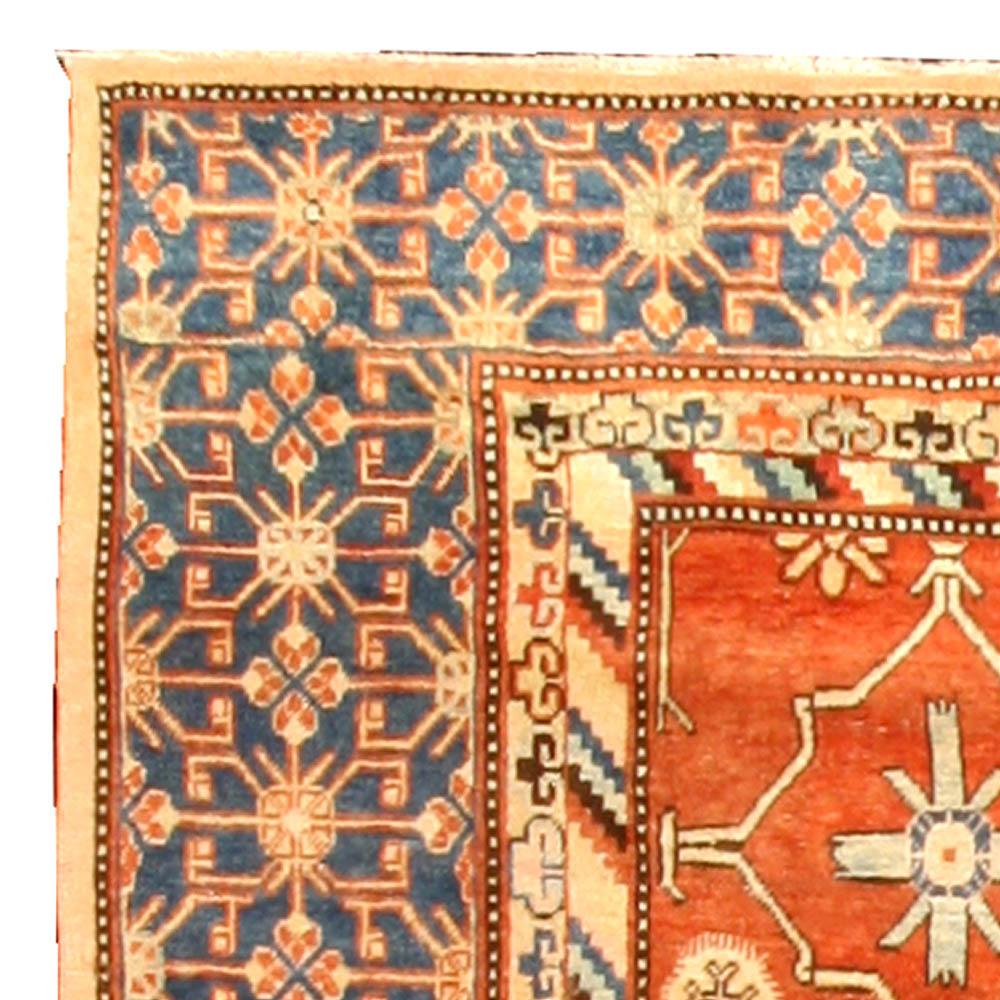 Vintage Samarkand (Khotan) Rug BB4742