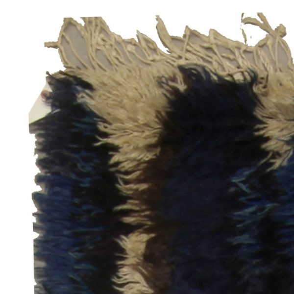 Vintage Swedish Pile Rug by Ingrid Dessau BB5291
