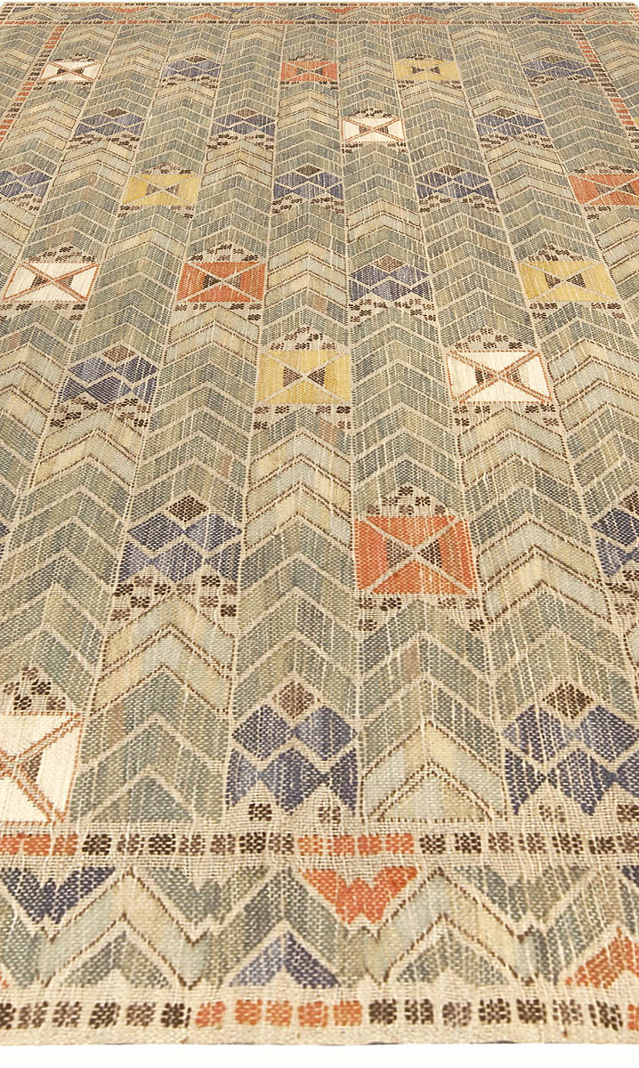 Swedish Tapestry by Marta Maas-Fjetterstrom BB4991