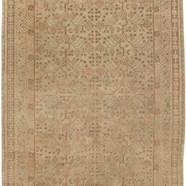 Vintage Samarkand Rug BB6489