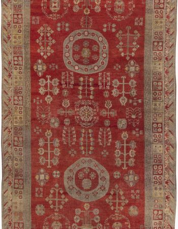 Vintage Samarkand Rug BB6420