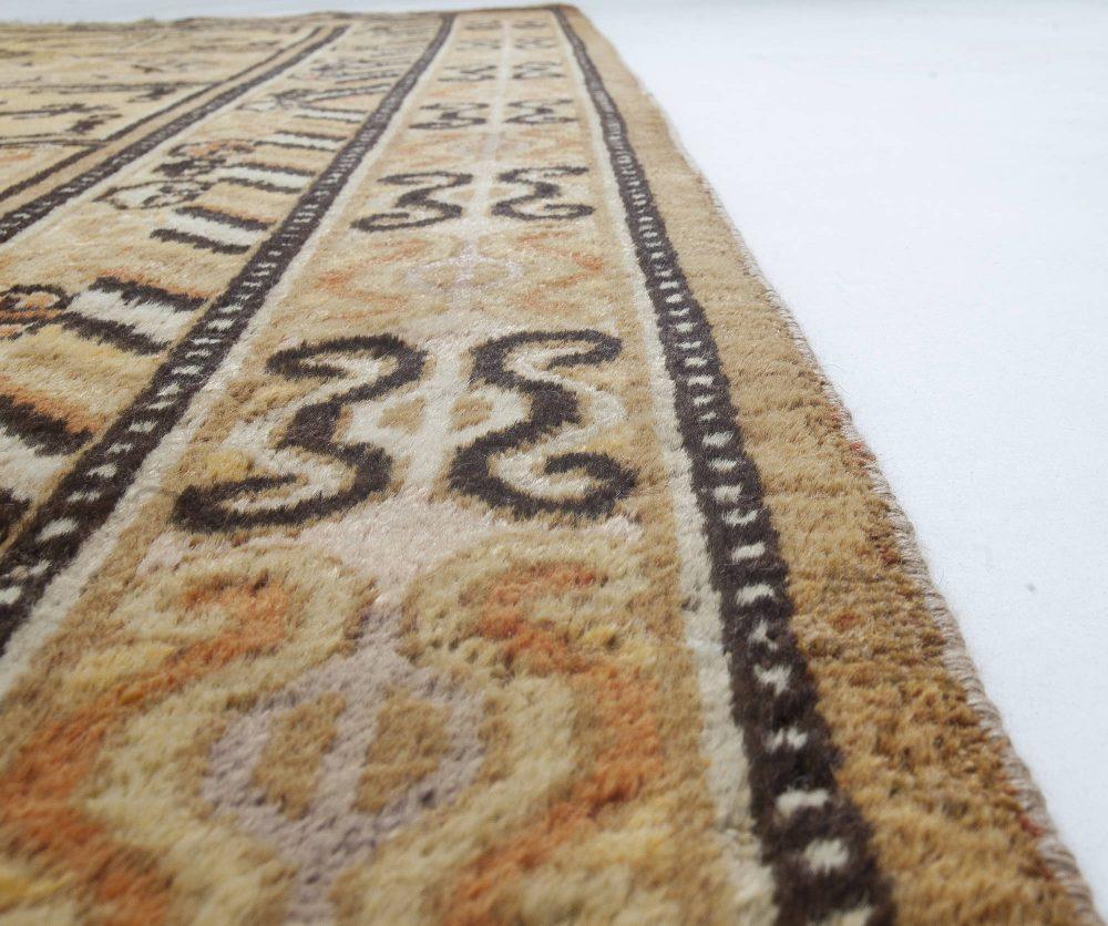 Vintage Samarkand Rug BB6336