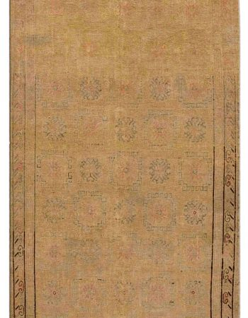 Samarkand (Khotan) BB4389 Tapete Vintage