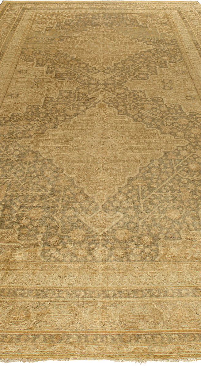 Vintage Samarkand (Khotan) Rug BB4398