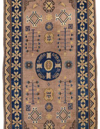 Vintage-Samarkand (Khotan) Rug BB4375
