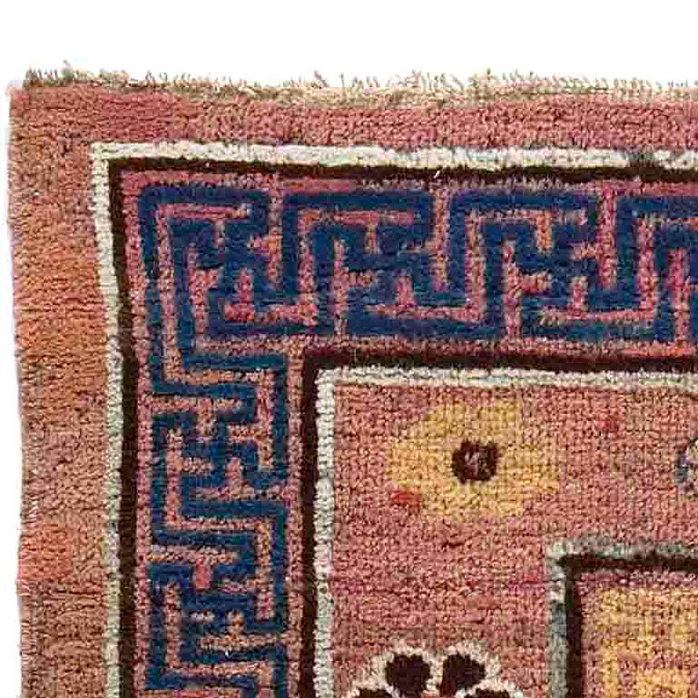 Vintage Samarkand (Khotan) rug BB4393