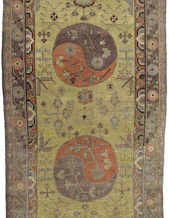 Vintage-Samarkand (Khotan) Teppich BB4369