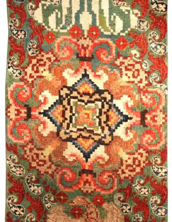 Vintage French Carpet BB3514