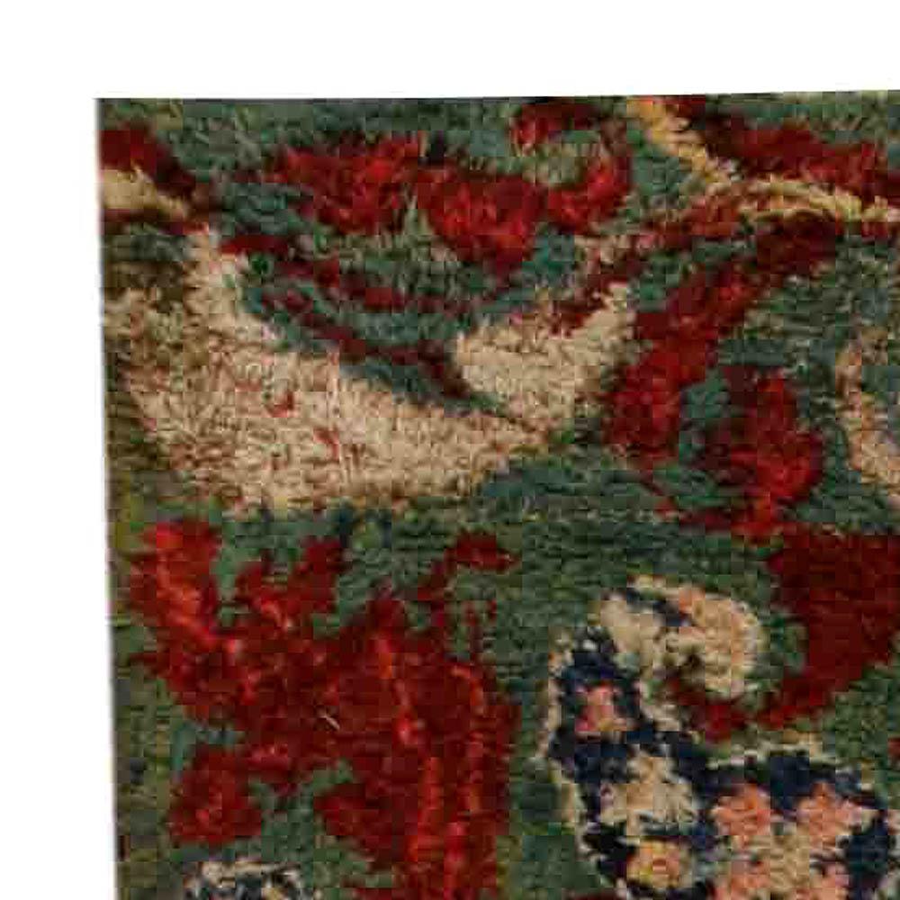 Vintage French Carpet BB3514
