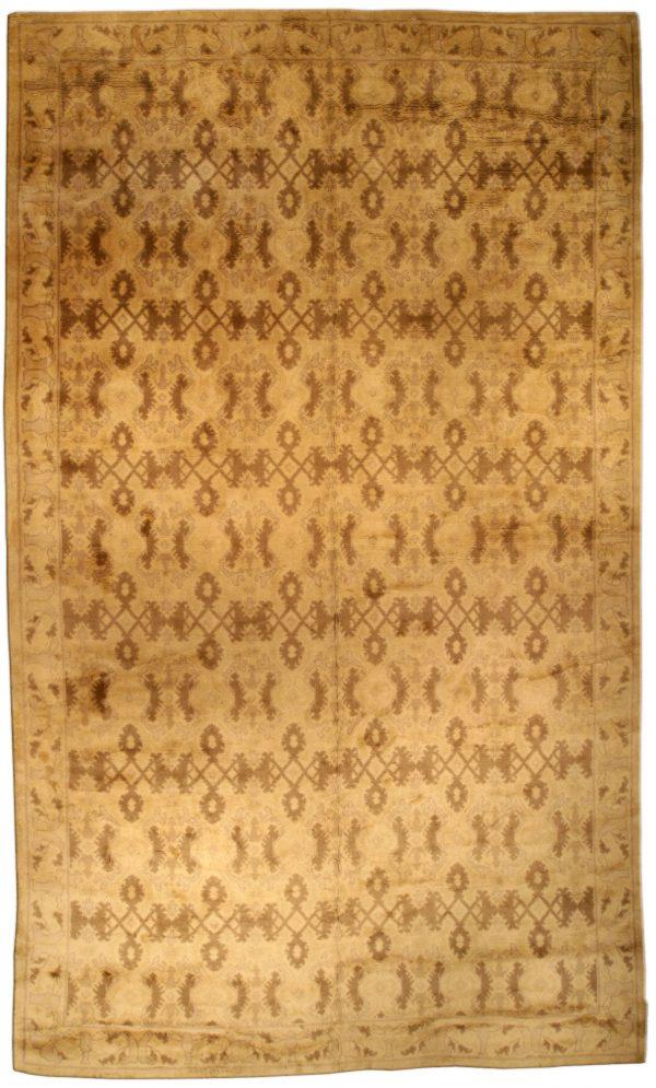 Weinlese-Spanisch Teppich BB0491