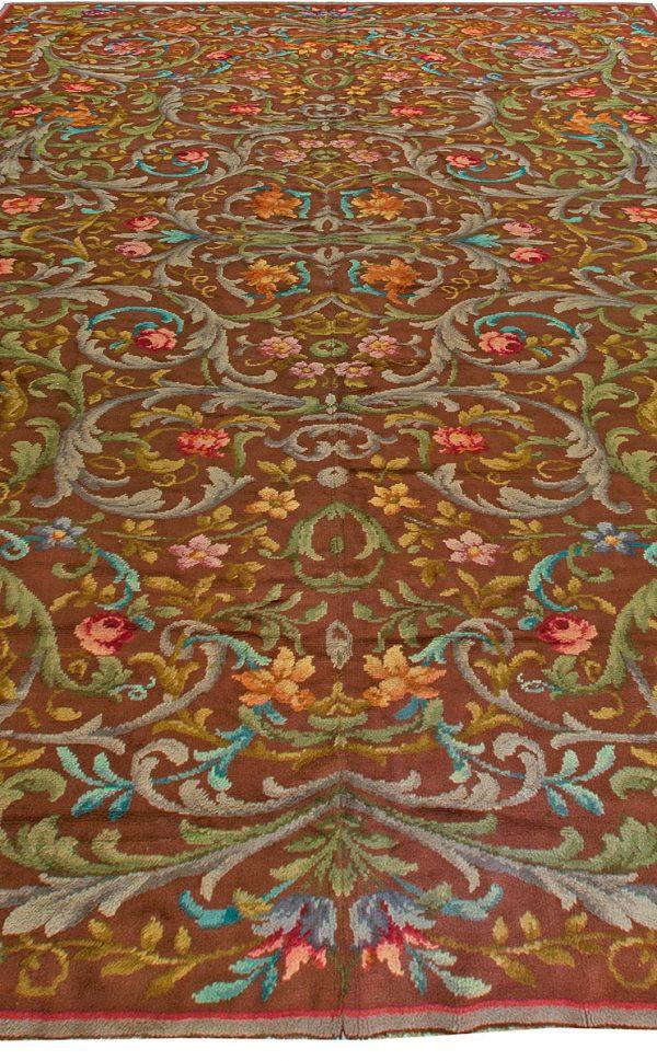 Weinlese-Spanisch Teppich BB0292