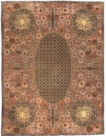 Vintage Viennese Carpet BB2246
